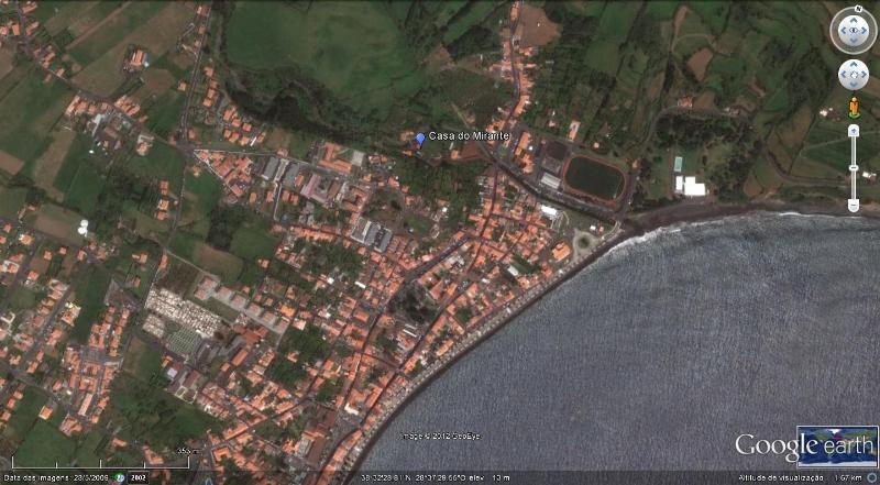 The house location in the Conceição neighbourhood