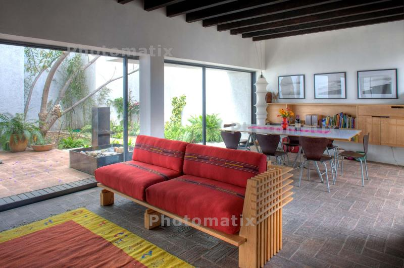 ARCHITECT'S HOUSE in Oaxaca City center, vacation rental in San Agustin Etla