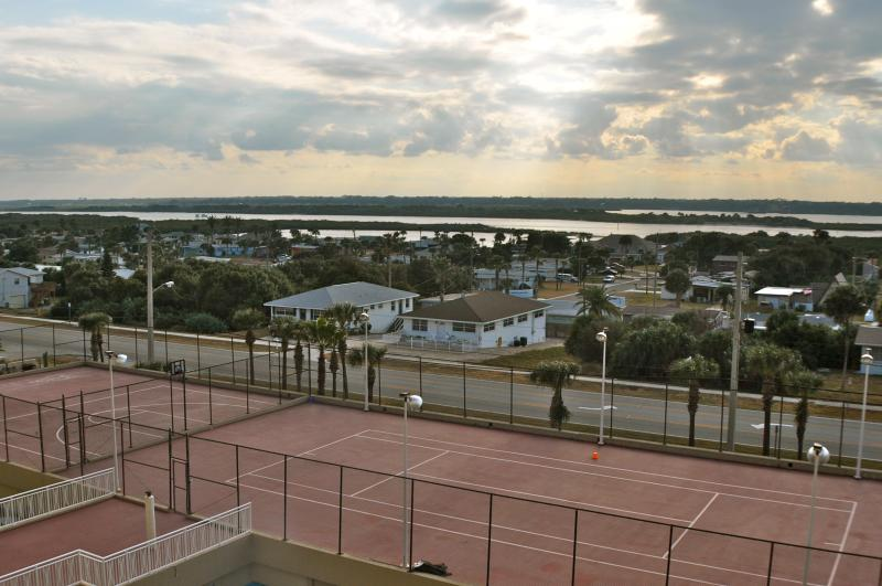 Tennis, Basketball, & Shuffleboard Courts - all with fantastic views of the Intracoastal Waterways