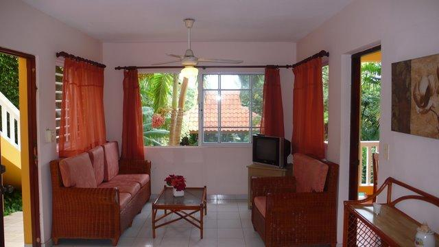 TROPICAL LIVING by the beach 1 bedroom, vacation rental in Puerto Plata