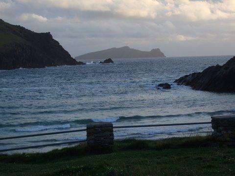 'The Sleeping Giant': one of The Blasket Island off Slea Head.