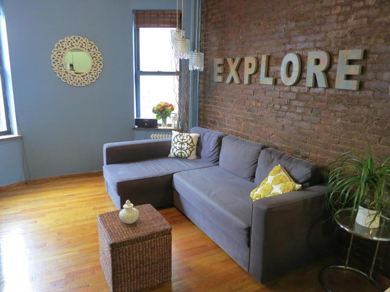 Quiet & Clean Retreat in the East Village, vacation rental in New York City