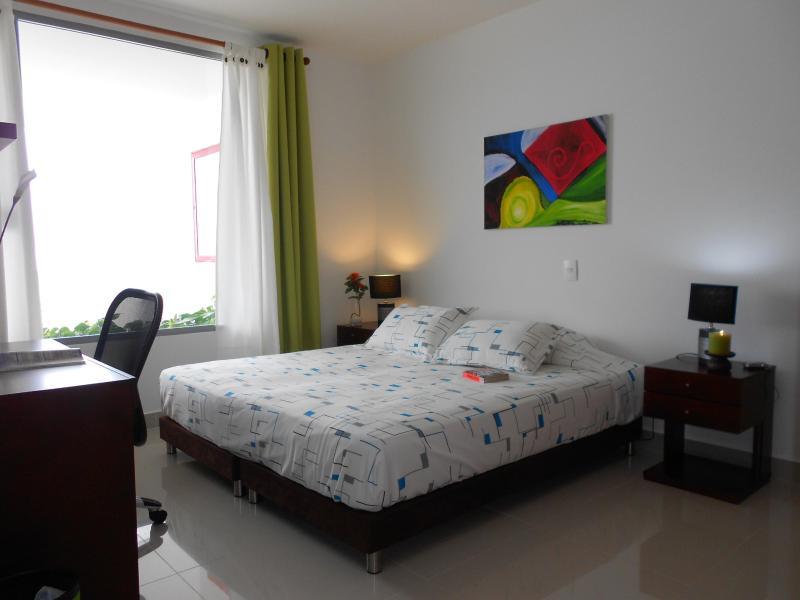 2 slaapkamer met King Size bed optie (twins samen)