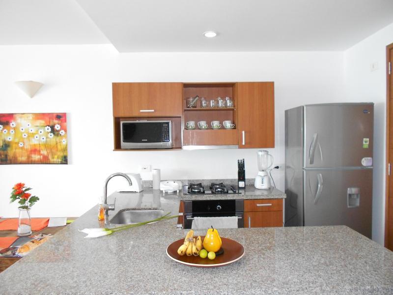 Moderne open keuken keuken