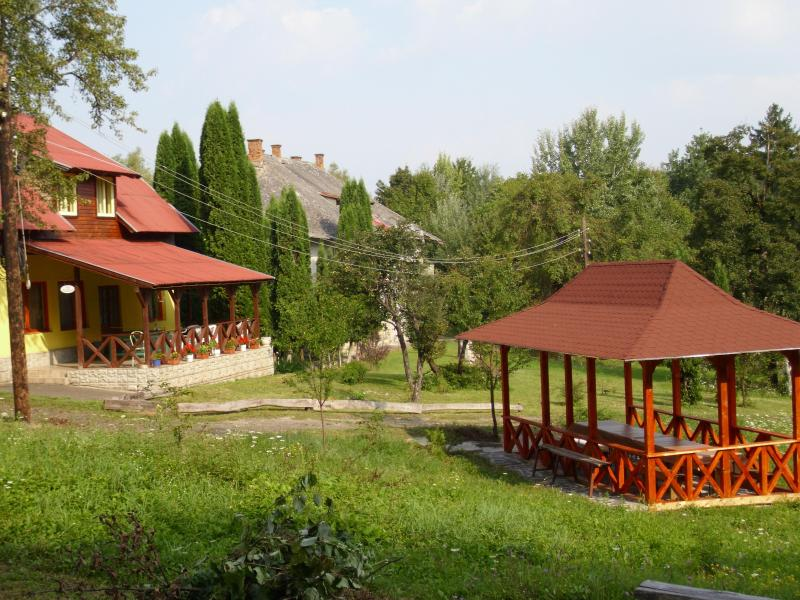 6 bedroom holiday villa in rural Transylvania, holiday rental in Breb