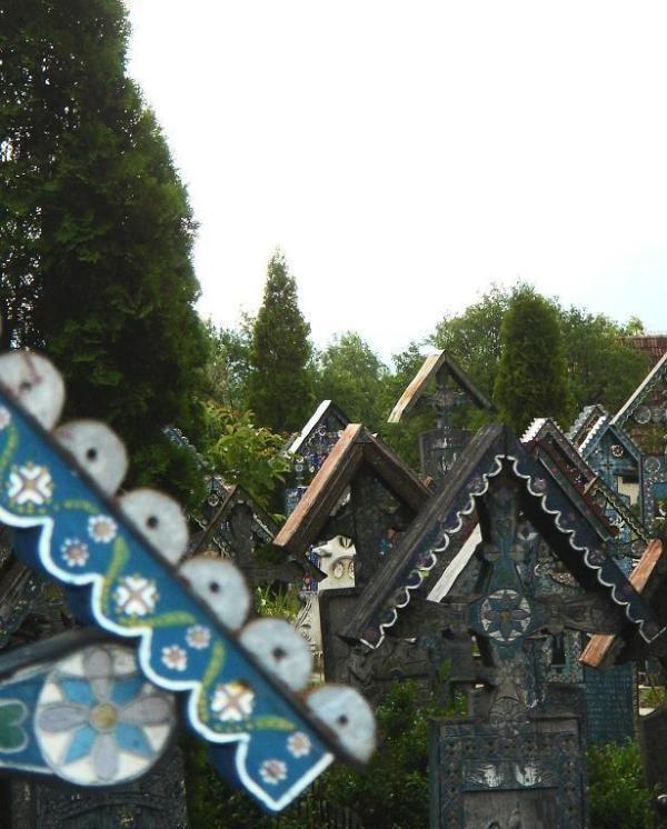 patrimoine de l'UNESCO de cimetière joyeux