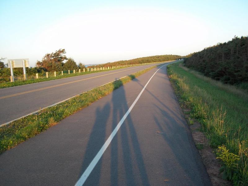 miles of safe biking/walking trails along the National Park beach
