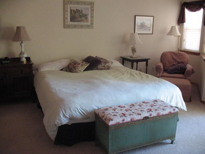 2 º dormitorio - cama king