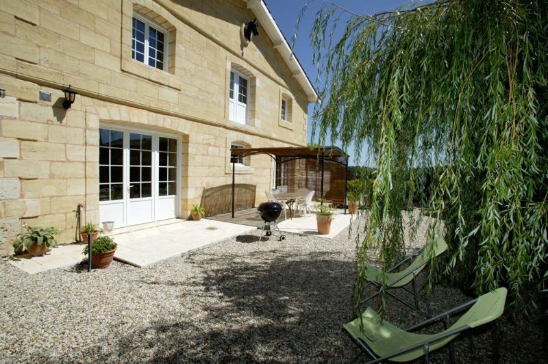Le Relais - Maison de vacances spacieuse sur une exploitation viticole familiale Bordeaux - 2 à 4 guest-