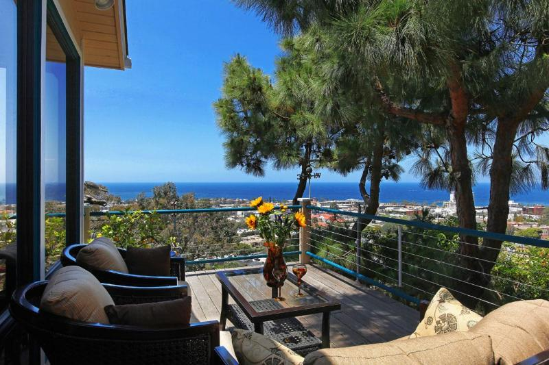 Ocean Views from many private decks