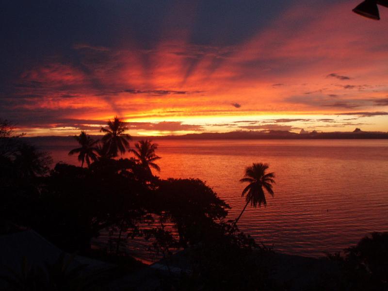 Sunset Brilliance at Lesiaceva