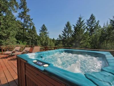 Hummingbird House, Spa, Privacy, Views, Wine Country, CA