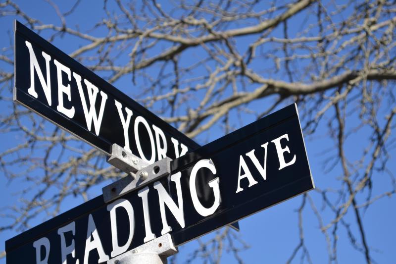 Favorite street ...New York Avenue