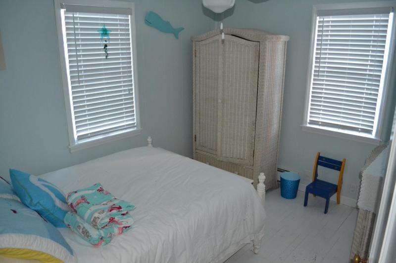 First floor second bedroom