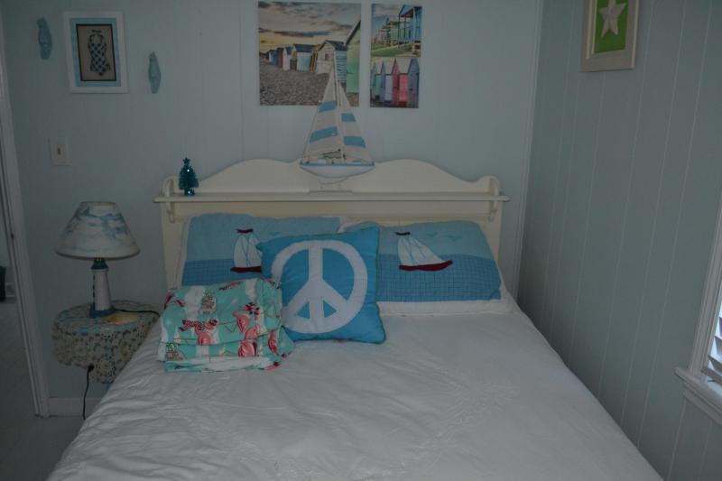 Alternate view of second bedroom