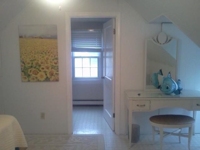 Alternate view of 2nd floor bedroom with 1/2 bath