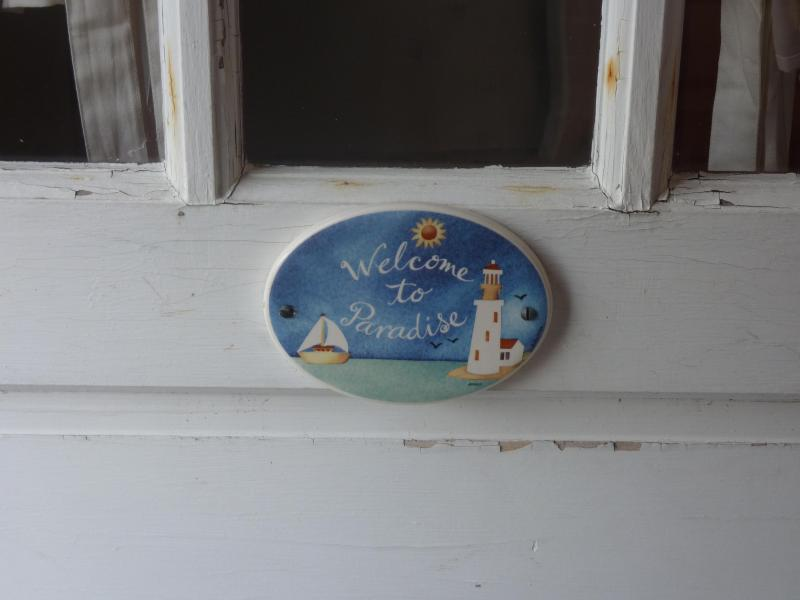 Ahhh Plaque says it all! : )