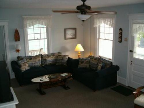 Inviting Comfortable Living Room