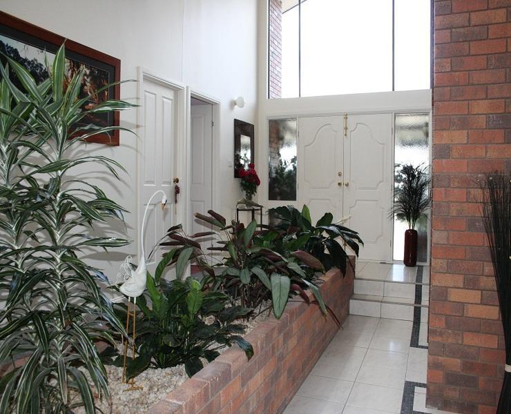 Relaxing Indoor Garden