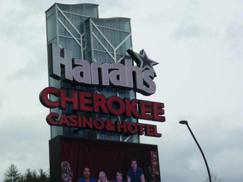 Andare al Harrahs Cherokee Casino solo minuti!!!