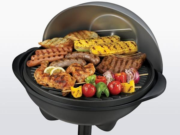 George Foreman Electric Grill right at your door
