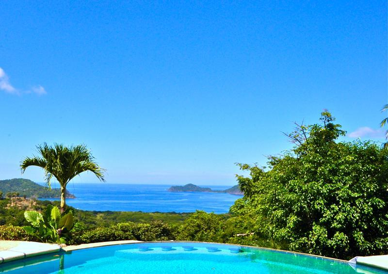 Luxury 4 bedroom Ocean View Villa, vakantiewoning in Area de Conservacion Guanacaste