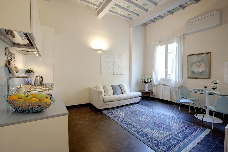 1 Bedroom Apartment at Blue-Sky Suite in Florence, holiday rental in Florence
