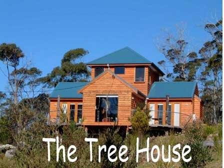 The Tree House Bruny Island Tasmania