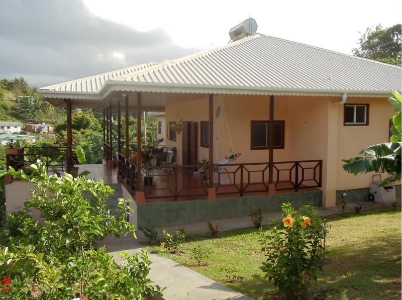 The Overview Villa, vacation rental in Kingstown