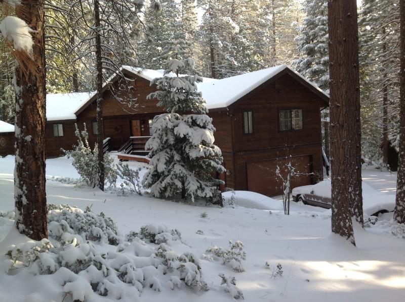 WawonaGlade en invierno