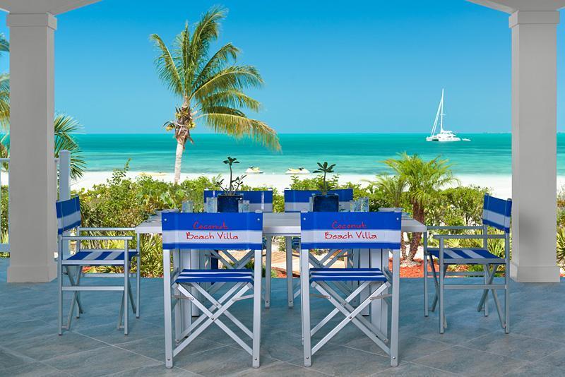 Coconut Beach Villa Beachfront Stunning Sunsets Crystal Water Sugary Sand Updated 2018 Tripadvisor Providenciales Vacation Al