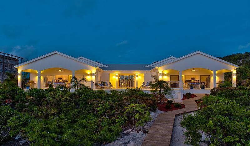 Coconut Beach Villa Beachfront