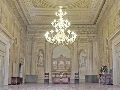 Camozzini Palace ballroom