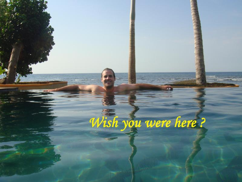 Wish You Were Here ?