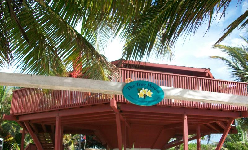 The Tree House, charming 2 bedroom  beach house  Belize is open to tourism again, alquiler de vacaciones en San Pedro