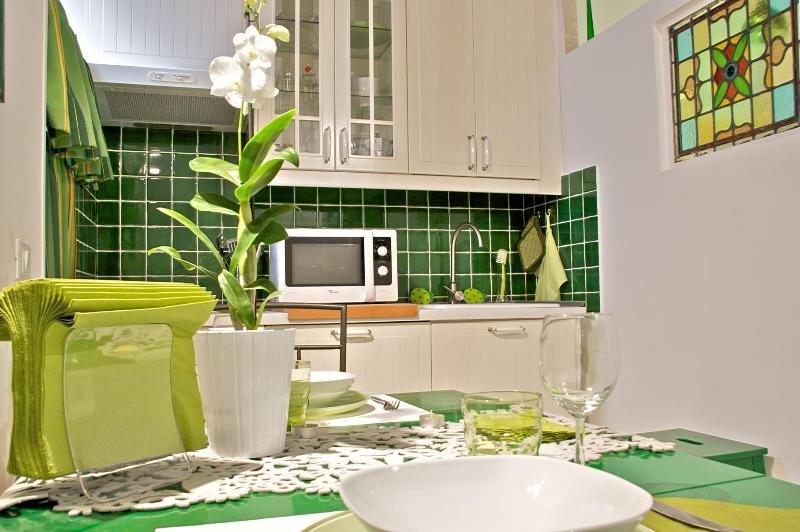 Boschetto Cove Kitchen View
