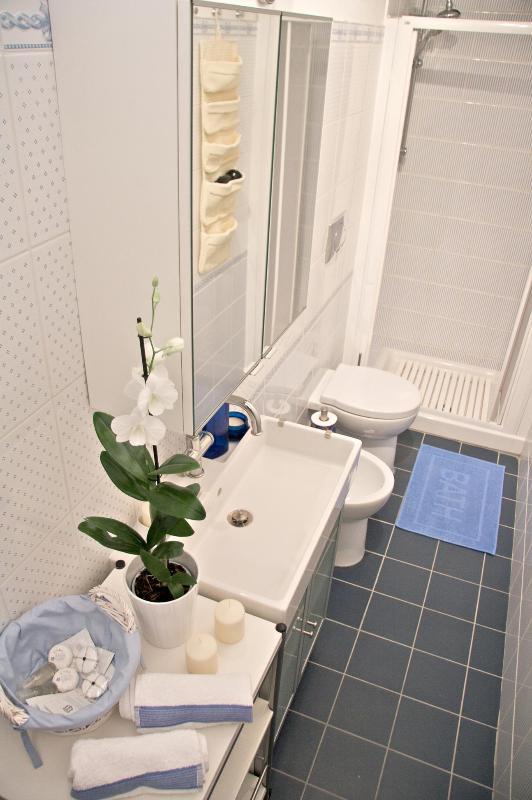 Boschetto Cove Bathroom view
