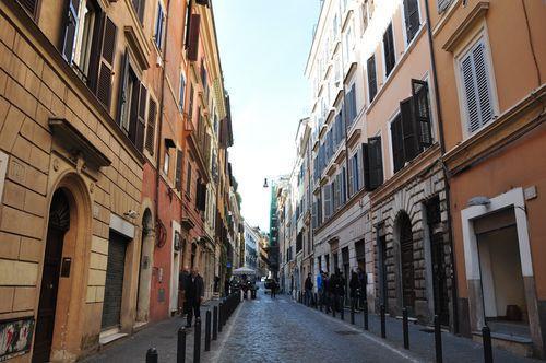 Via del Boschetto Street view