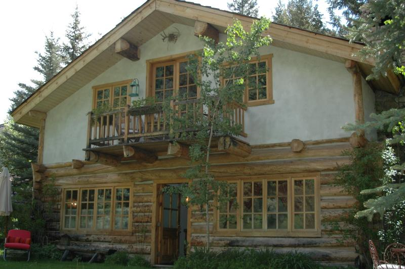 croney cove on warmsprings creek ketchum idaho, vacation rental in Ketchum