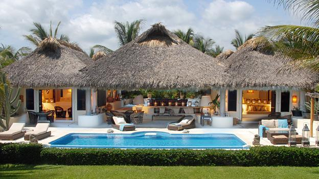 Dreamlike Oceanfront Villa,  Puerto Escondido, vacation rental in Puerto Escondido
