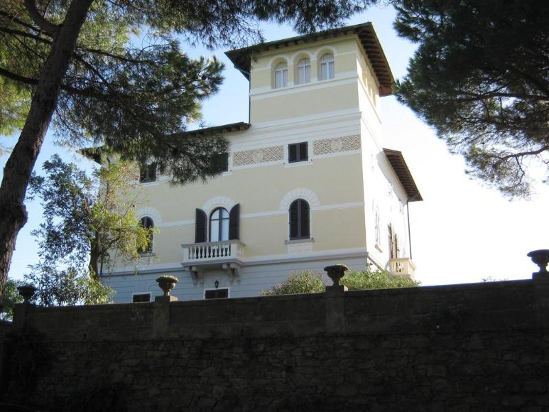 The Villa on the Estate