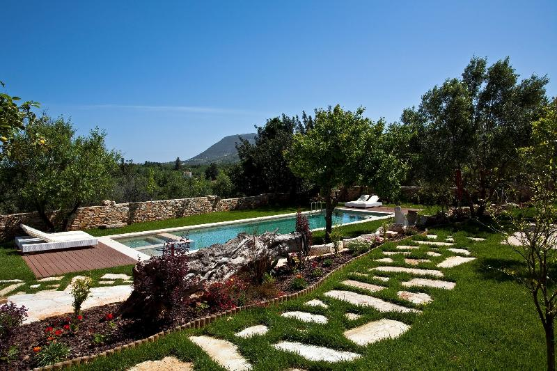 Villa Olive, vacation rental in Gavalohori