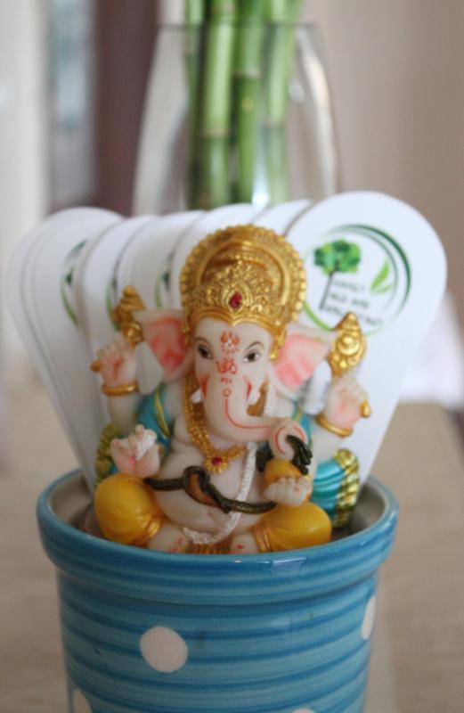 Obtén un Ganesha ¡ Bienvenido!