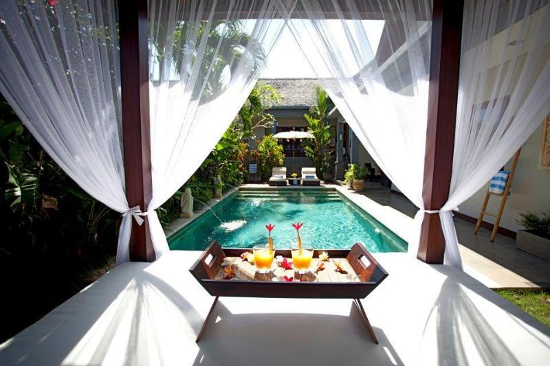 Bali Villa La Novellina, holiday rental in North Kuta
