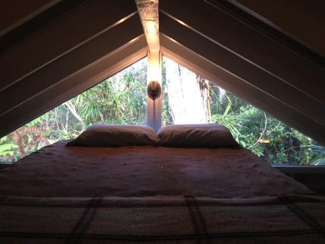 Loft with queen bed