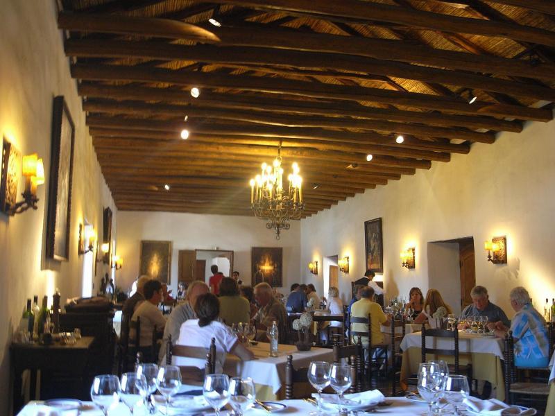 Restaurant at Santa Rita Winery
