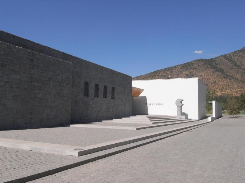 Andes Museum at Santa Rita Winery