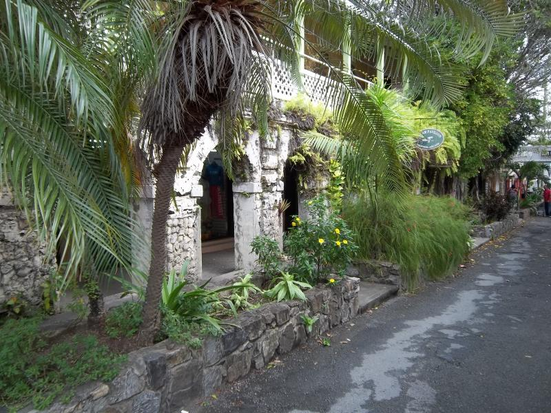 Shopping à Christiansted
