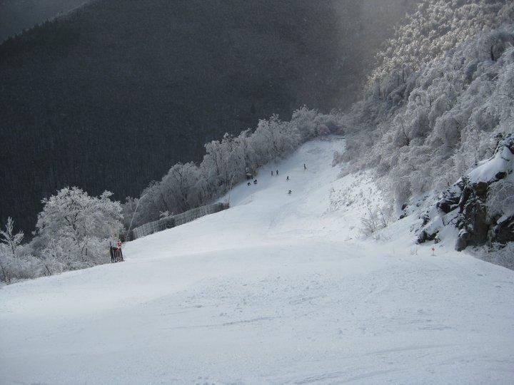 Hunter Mountain 30 mins away