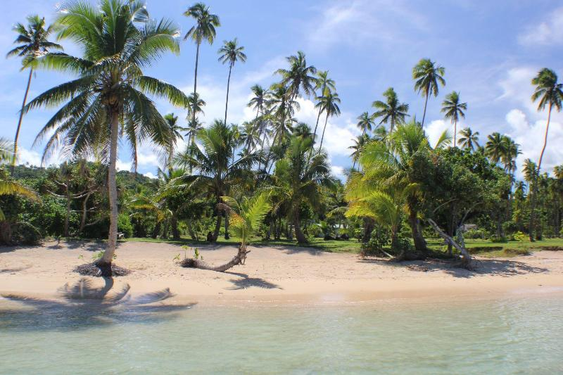 Beachfront COCONUT Cottage 2- Loaded w/amenities, Clean, Private. 1 or 2 bedroom, holiday rental in Fiji